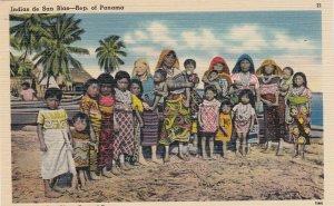 Panama Group Of Indians Of San Blas sk4343