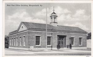 MORGANFIELD , Kentucky, 1930s ; New Post Office Building