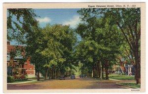 Utica, N.Y., Upper Genesee Street