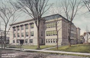 New York Oneonta High School