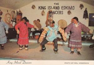 Alaska Nome King Island Eskimo Dancers