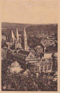 Belgium Spa Panorama 1949