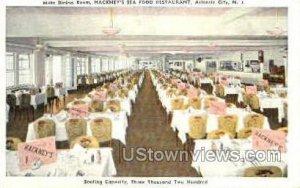 Hackney's Sea Food Restaurant in Atlantic City, New Jersey