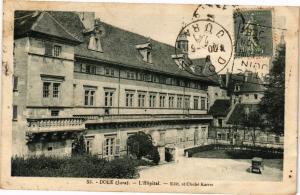 CPA DOLE -L'Hopital (263583)