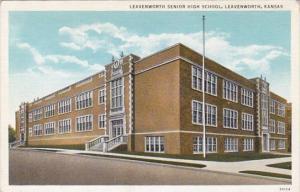 Leavenworth High School Leavenworth Kansas
