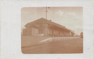 South Africa Johannesburg, Railway Station, Ends