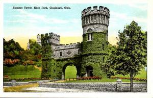 OH - Cincinnati. Eden Park, Elsinore Tower