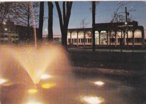 Law Court, Dessaulles Park, Fountain, SAINT HYACINTHE, Quebec, Canada, 40-60´s