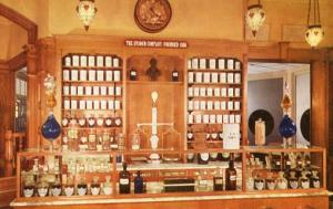 CA - Anaheim, Disneyland, Upjohn Company Old Drug Store, Interior