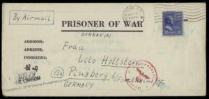 3rd Reich USA POW Camp Atlanta Nebraska 1944 WWII Germany Kriegsgefangenpo 69798