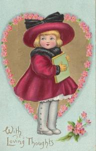 VALENTINE'S DAY: TUCK DAINTY DIMPLES Series No.3 , 1912, # 4