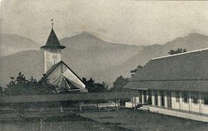 Indonesia - Dutch Indies Java Semarang Normaalschool Ambarawa  01.52