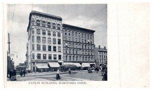 Connecticut Hartford  ,  Catlin Building