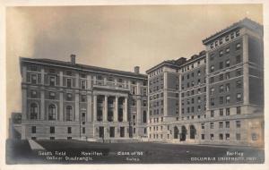 Hartley Columbia University 1907 South Field College Quadrangie Postcard