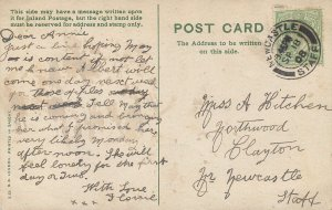Postcard holidays a volum of loving thoughts books flower basket