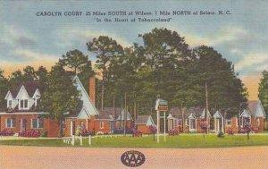 North Carolina Selma Carolyn Court