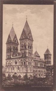 Katholische Pfarrkirche, Andernach, Rhineland-Palatinate, Germany 1900-10s