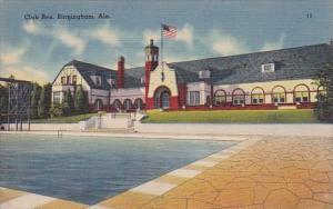 Club Rex With Pool Birmingham Alabama