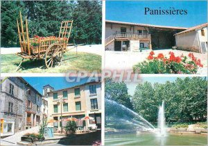 Postcard Old Panissieres (Loire) Various aspects of the City