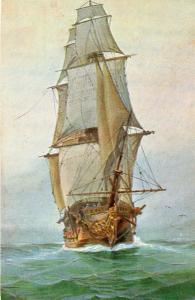 French warship Le Lion 1782 Nautica 01.54