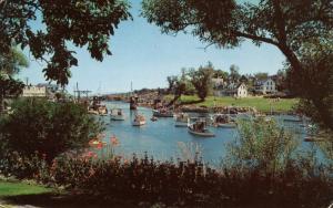 ME - Ogunquit. Perkins Cove, 1950's