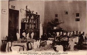 CPA Le Gard Pittoresque - La Baume par Poulx (299769)