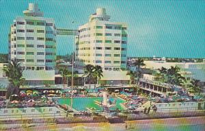 The Completely New Sherry Frontenac Hotel Pool Miami Beach Florida