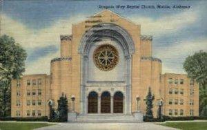 Dauphin Way Baptist Church - Mobile, Alabama AL