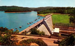 Tennessee Norris Dam On The Clinch River
