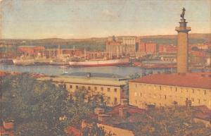 Sweden Old Vintage Antique Post Card Hammotiv med Kampanilen Goteborg Postal ...