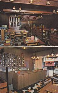 Interior , Steak N'Burger Restaurant , BUFFALO , New York , PU-1975