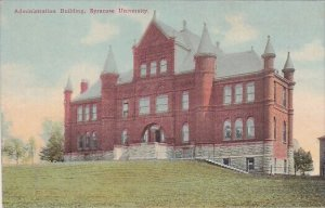 Administration Building Syracuse University Syracuse New York