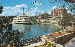 Steamer Admiral Joe Fowler Walt Disney World