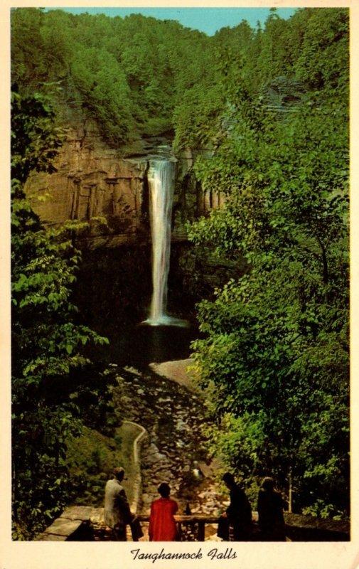 New York Finger Lakes Taughannock Falls 1966
