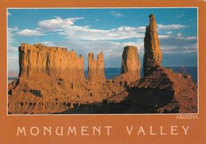 Arizona Monument Valley Bear and Rabbit Formations