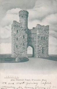 Massachusetts Worcester Bancroft Tower 1905