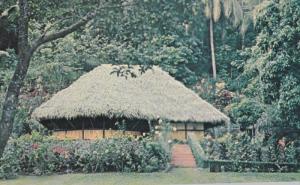 A Tahitian Fare (Hut), TAHITI, 1940-1960s