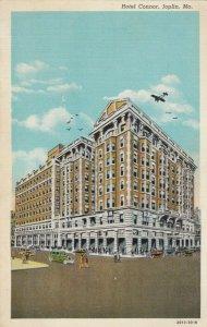 JOPLIN , Missouri , 1910s; Hotel Conner