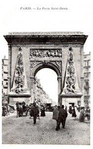 France   Paris , La Porte Saint-Denis