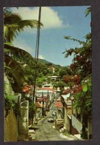Charlotte Amalie ST THOMAS US VIRGIN ISLANDS Postcard