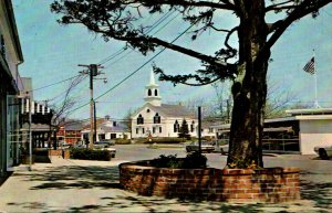 Massachusetts Cape Cod Osterville Center