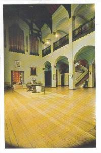 Casa Loma- Interior Built by Sir Henry Pellatt, The Great Hall, Toronto, Onta...