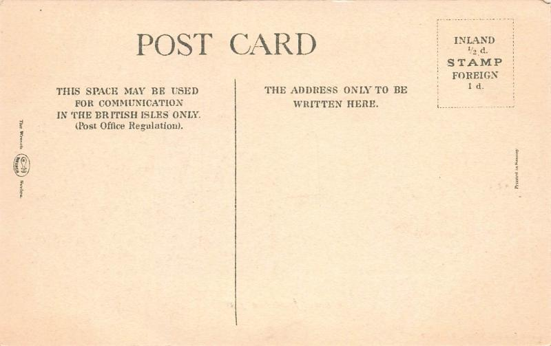 Moor's End, Nantucket, Massachusetts, Early Postcard, Unused