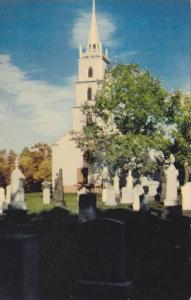 Exterior,  Historic Belfast Church,  Prince Edward Island,  Canada, 40-60s