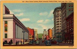 Postcard UT Utah Cedar City Imperial 400 Motel Unposted Pool Hotel