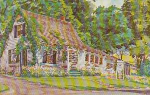 Woodbine Cottage Sunapee New Hampshire 1976