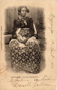 CPA Princesse Betsimisaraka. MADAGASCAR (626179)