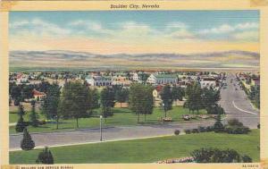 Boulder City, Nevada, 30-40s