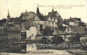 Universitat m Weidenhauser Brucke Marburg Germany 1911