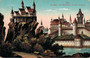 Hungary - Eger Die Kaiser und Wenzelburg - 02.41